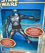 Star War Attack of the Clones Jango Fett Room Alarm