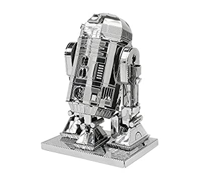 Star Wars 3D R2D2 Laser Cut Model