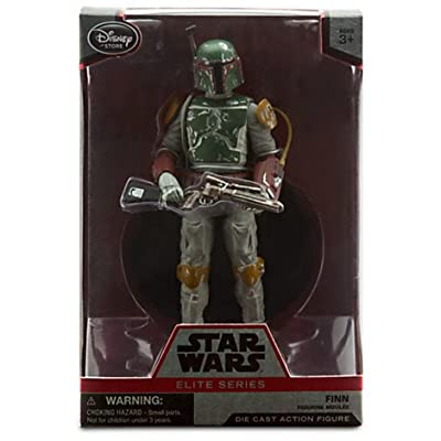 Star Wars 6.5'' Elite Series Die-Cast Figure Boba Fett Disney Exclusive
