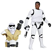 Star Wars 6591 Lead Hero Battler White Action Figure