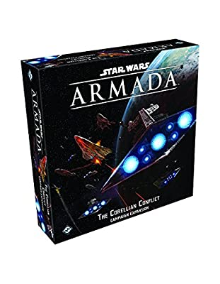 Star Wars Armada The Corellian Conflict Campaign Expansion Game