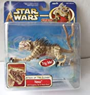 Star Wars Attack of the Clones Nexu Arena Beast