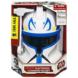 Star Wars Clone Wars Captain Rex Helmet