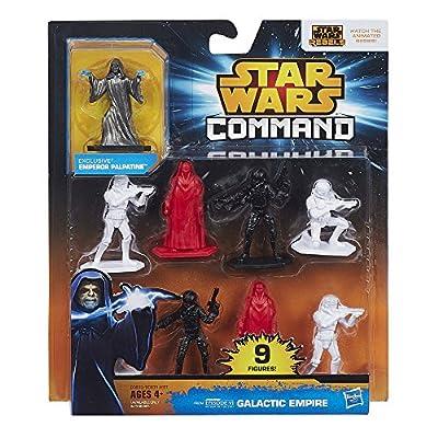 Star Wars Command Galactic Empire Set