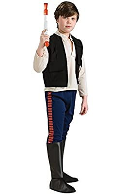 Star Wars Deluxe Han Solo Child Costume