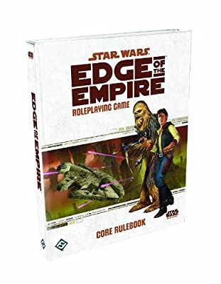 Star Wars Edge of The Empire RPG Core Rulebook