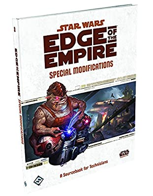 Star Wars Edge of The Empire: Special Modifications Game