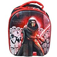 "Star Wars EP7 ""Kylo"" Dome Shaped Lunch Bag With Molded Front"