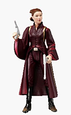 Star Wars Episode I: The Phantom Menace, Queen Amidala (Naboo) Action Figure, 3.75 Inches
