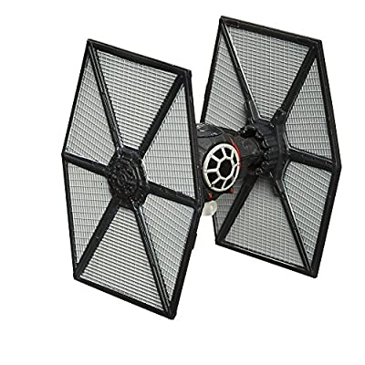 Star Wars Episode VII Black Series Titanium First Order Special Forces TIE Fighter