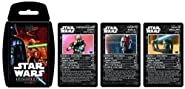 Star Wars Episodes 1-3 Top Trumps Card Game