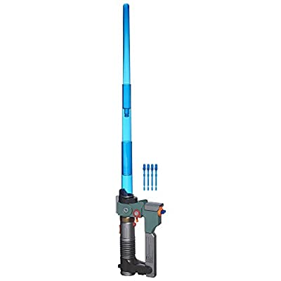 Star Wars Ezra Bridger Lightsaber Blaster