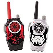 Star-wars Long Range Walkie Talkies by eKids