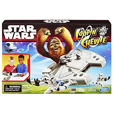 Star Wars Loopin' Chewie Game