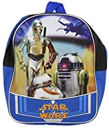 "Star Wars R2-D2 Mini Preschool Toddler Backpack (13"" Backpack)"