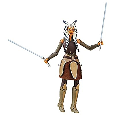 Star Wars Rebels Black Series 6 Inch Ahsoka Tano