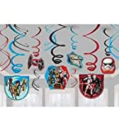 Star Wars Rebels Swirl Pack 12ct [Contains 3 Manufacturer Retail Unit(s) Per Amazon Combined Package Sales Unit] - SKU# 671841