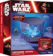 Star Wars Science - Lightsaber Crystal Growing Lab