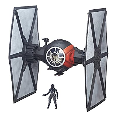 "Star Wars The Black Series First Order Special Forces TIE Fighter (6"" Scale)"