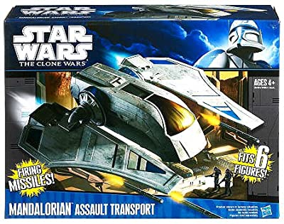 Star Wars, The Clone Wars 2011 Vehicle, Mandalorian Assault Transporter
