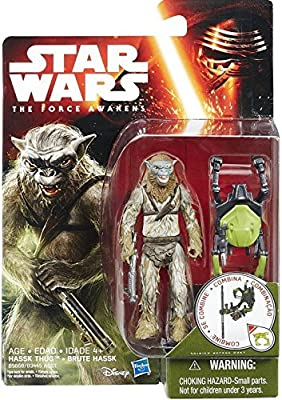 Star Wars The Force Awakens 3.75-Inch Figure Hassk Thug