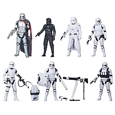 Star Wars The Force Awakens 3.75-Inch Figure Troop Builder 7-Pack [Amazon Exclusive]