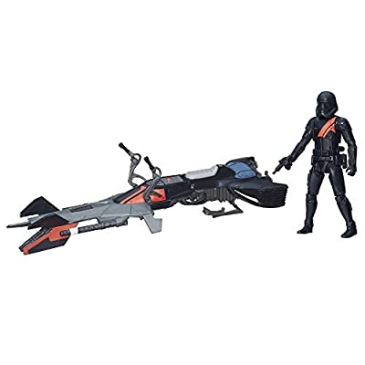 Star Wars The Force Awakens 3.75-inch Vehicle Elite Speeder Bike