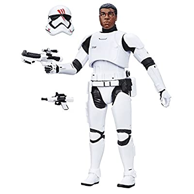 Star Wars: The Force Awakens Black Series 6 Inch Finn (FN-2187)