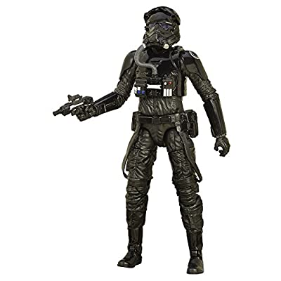 Star Wars: The Force Awakens Black Series 6 Inch First Order TIE Fighter Pilot
