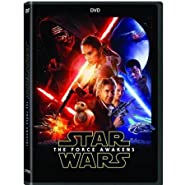 Star Wars: The Force Awakens (DVD, 2016)