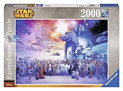 Star Wars The Legacy 2000 Soft Click Professional Premium Puzzle Episode 1 - 7