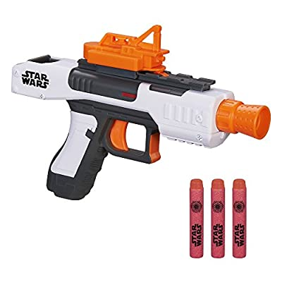 Star Wars Villain Trooper White Class I Blaster