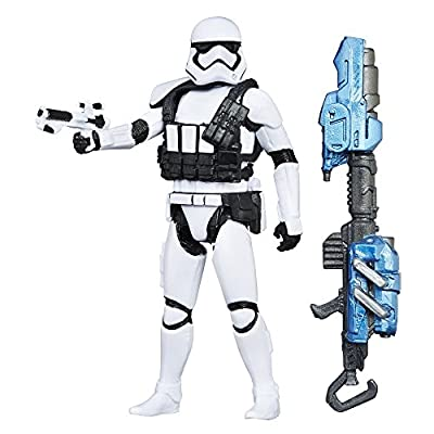 Star Wars Villian Troop Squad Leader White Action Figure