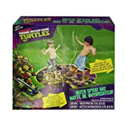 Teenage Mutant Ninja Turtles 35 Water Spray Mat - TMNT Splash Sprinkler by Nickelodeon