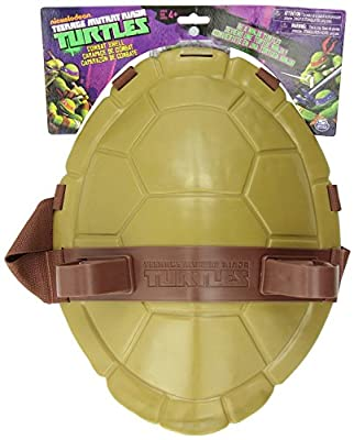 Teenage Mutant Ninja Turtles Deluxe Role Play Shell New