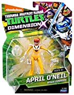 Teenage Mutant Ninja Turtles Dimension X April Action Figure