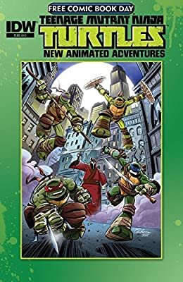 Teenage Mutant Ninja Turtles: FCBD Special (Teenage Mutant Ninja Turtles: New Animated Adventures)
