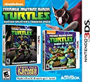 Teenage Mutant Ninja Turtles Master Splinter's Training Pack - Nintendo 3DS