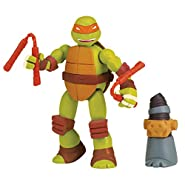 Teenage Mutant Ninja Turtles Mix & Match Michelangelo Figure Action Figure