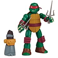 Teenage Mutant Ninja Turtles Mix & Match Raphael Figure Action Figure