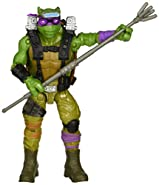 Teenage Mutant Ninja Turtles Movie 2 Out Of The Shadows Donatello Basic Figure