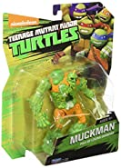Teenage Mutant Ninja Turtles Muckman Action Figure