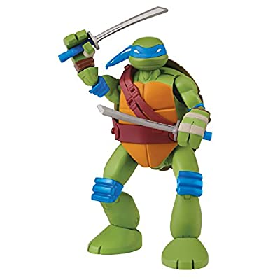 Teenage Mutant Ninja Turtles Mutations Pet To Ninja Leonardo Action Figure