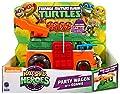 Teenage Mutant Ninja Turtles Pre-Cool Half Shell Heroes Party Wagon
