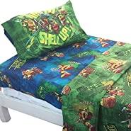 Teenage Mutant Ninja Turtles Shell Up 3pc Twin Bed Sheet Set