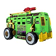 Teenage Mutant Ninja Turtles Shellraiser Group Vehicle Role Play Weapon