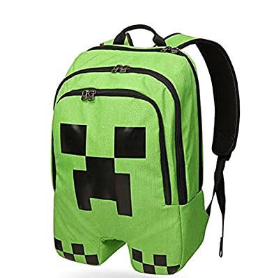 ThinkGeek Minecraft Creeper Backpack