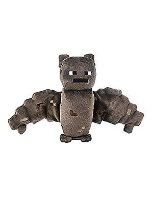 Zoofy International Minecraft Bat Plush Brown, 4.2inches